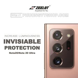 Dán camera Galaxy Note 20 Ultra - hiệu ZEELOT (cường lực)